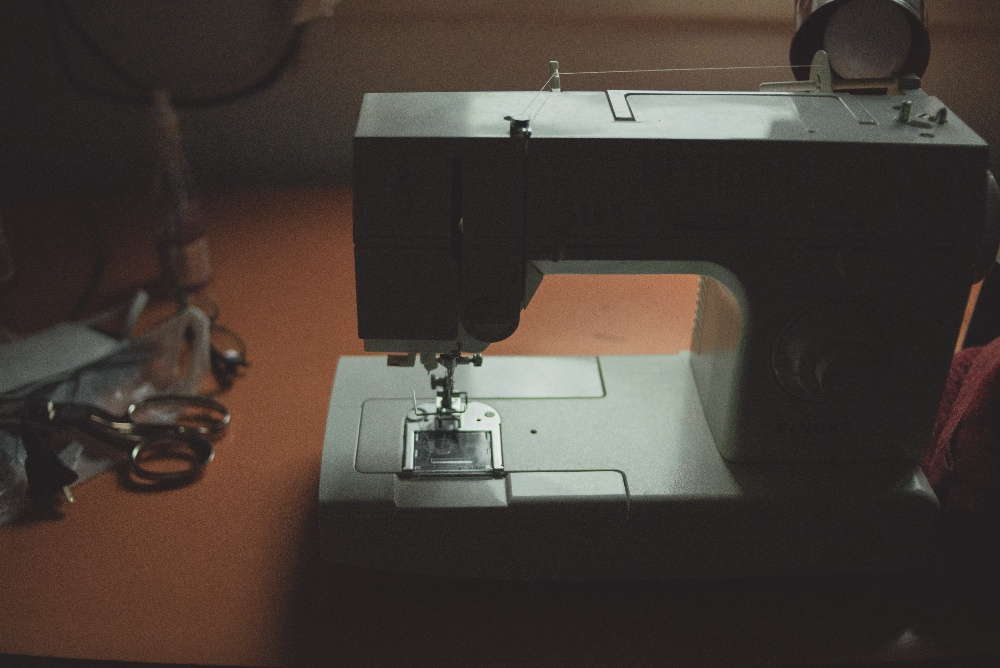 Image of the Best Sewing Machine for Auto Upholstery