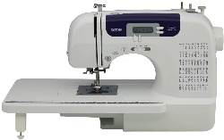 Image of brother sewing machine