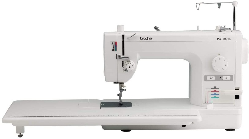 Image of Large Throat Sewing Machines for Quilting