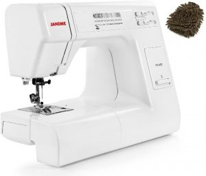 Image of Janome HD 3000, it's the best when comparing Janome HD 1000 vs. HD 3000