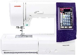 Image of Janome, the Best Home Embroidery Machine for Beginners