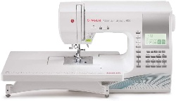 Sewing machine for seamstress