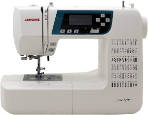 Janome sewing machine for wedding dresses