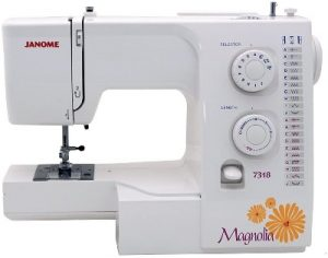 Image of Janome Magnolia, the Janome sewing machine for beginners