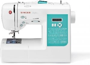 Sewing maching for wedding Dresses by Singer