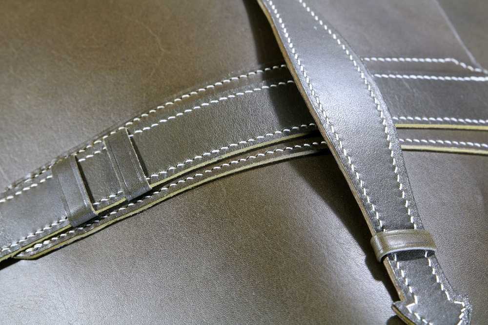 Image of bag made using the Best Sewing Machine For Bag Making