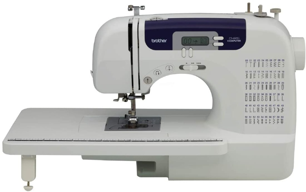 Image of the Best portable sewing machine for quilting