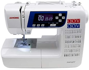 Image of the best janome quilting machine