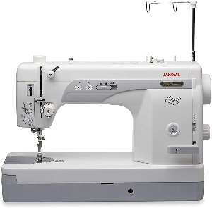 Sewing and quilting machine by Janome