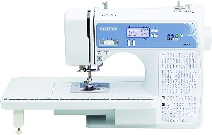 Image of a sewing machine