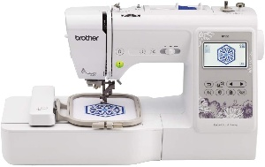 Image of the Best Computerized Embroidery Machine for Beginners