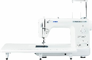 Juki sewing machine for leather and canvas