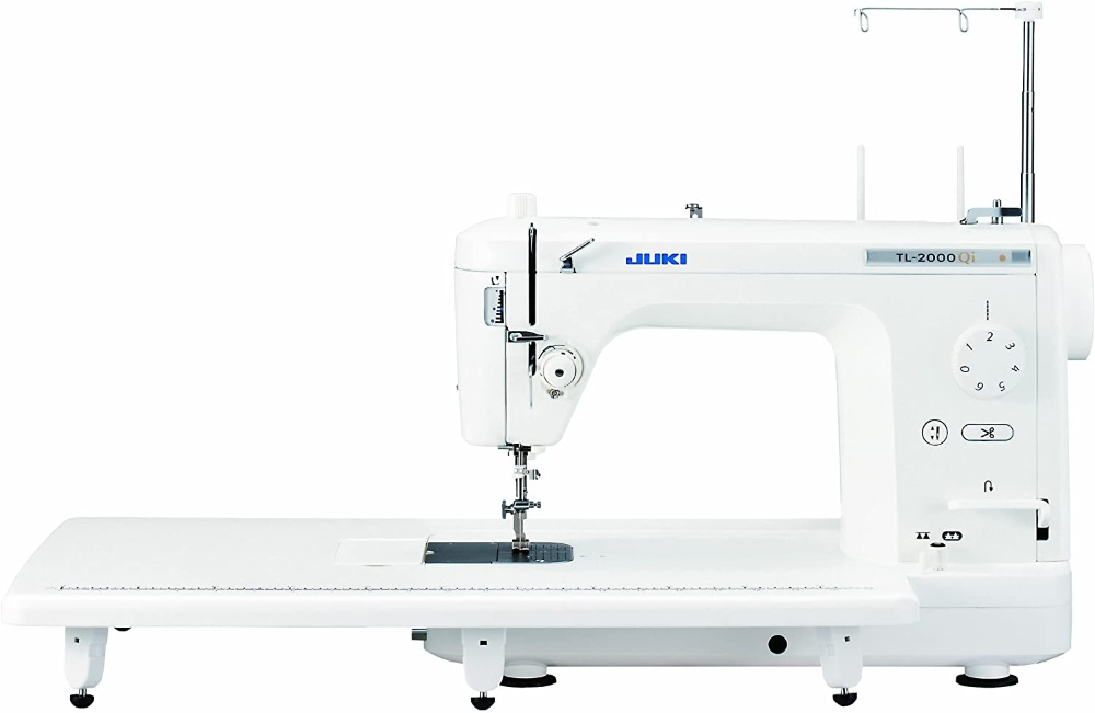 Image of Juki, the Best Sewing Machine for Canvas and Leather