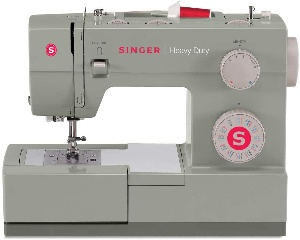 Image of singer, the Best Sewing Machine for Canvas and Leather