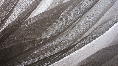 Translucent fabric, Know How to Do Hand Embroidery on Net Fabric