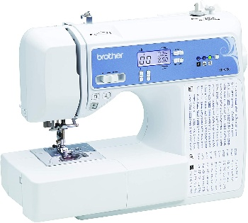 Image of sewing machine but What Do the Numbers on Sewing Machine Needles Mean?