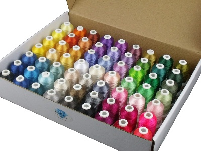 Image embroidery thread but Can You Use Embroidery Thread In a Sewing Machine?