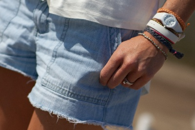 Image of jeans short so Can You Hem Jeans?