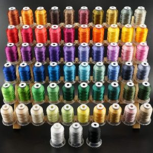 Image of embtiodery thread but Can You Use Embroidery Thread For Quilting?