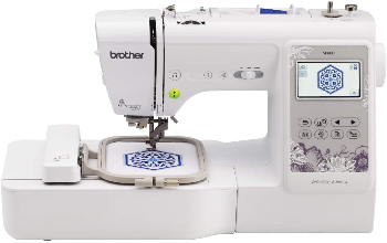Image of embroidery machine. Know How to Fix Birdnesting On Embroidery Machine