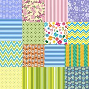Quilt pattern. Know How to Convert a Quilt Pattern to Paper Piecing